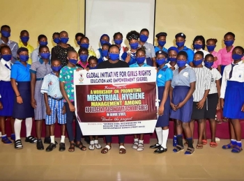 Promoting Menstrual Hygiene Management Among Secondary School Girls in Benue State